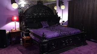 gothic king bed by mbw furniture   review