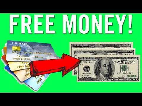 Money Life Hack Free Money From Credit Card Companies