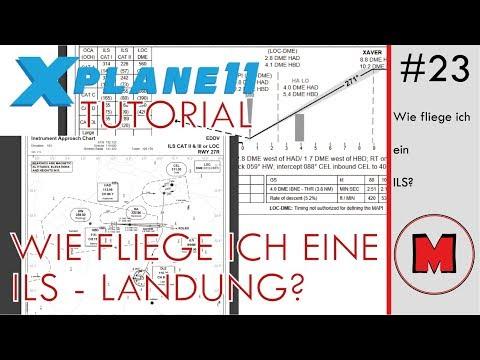 Das ILS - TUTORIAL: Wie fliege ich eine ILS-Landung im Simulator? Erklärt für Boeing und Airbus