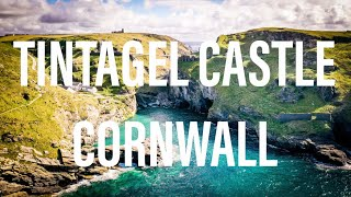 Tintagel Castle, Home of the