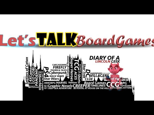 Let's Talk Boardgames Episode 10 - Dragonvault