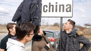 AM AJUNS IN CHINA