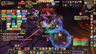 KO'RAGH HEROIC VS ESPADAS (SEMI HARDCORE GUILD IN TWISTING NETHER EU REALM)