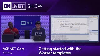 ASP.NET Core Series: Getting started with the Worker templates