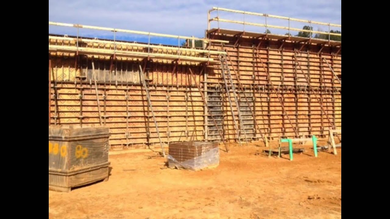 Carolina Form And Scaffolding Supply - YouTube