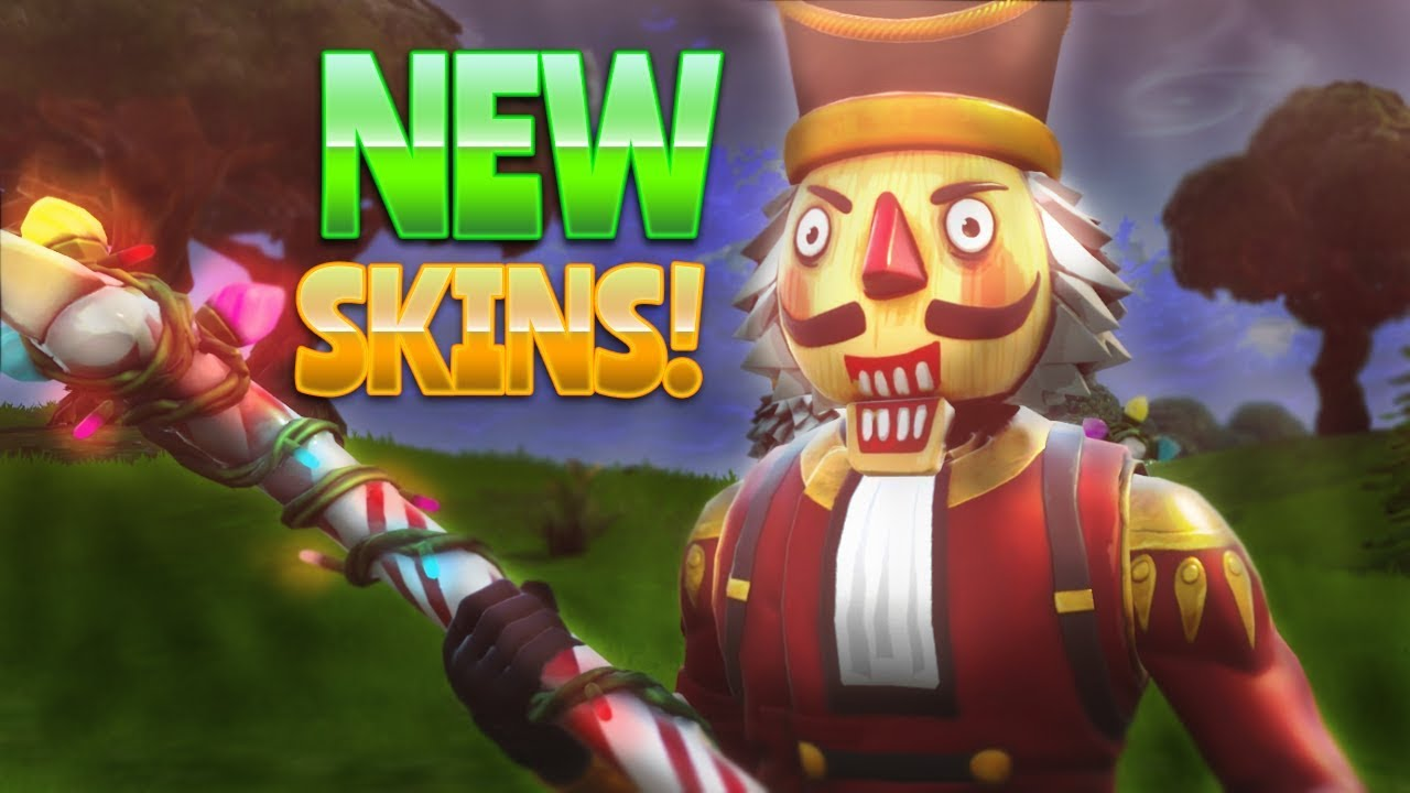 NEW SKINS! (Fortnite Battle Royale)