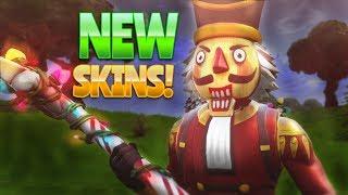 NEW SKINS! (Fortnite Battle Royale) | rhinoCRUNCH