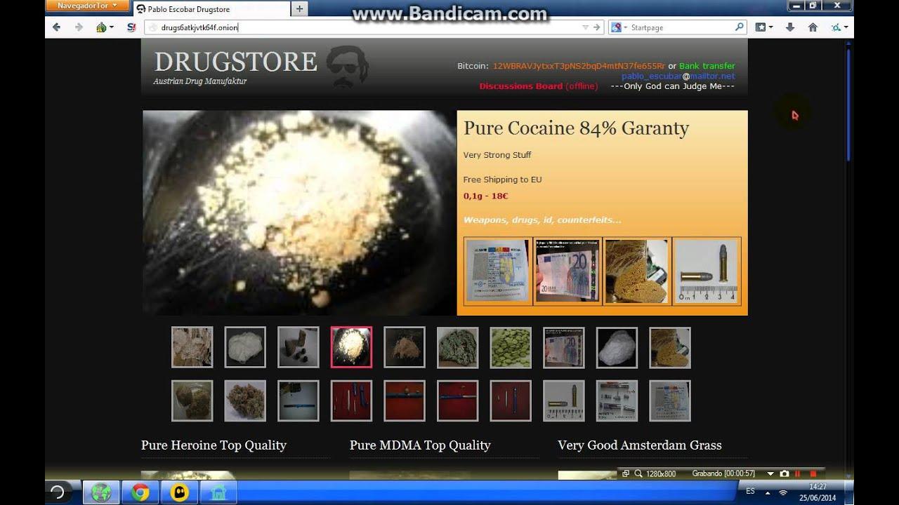 sitio web escoltas drogas