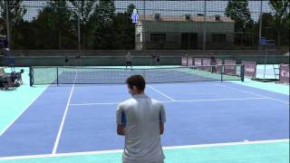 Virtua Tennis 4: Xbox 360 Kinect Gameplay [HD]