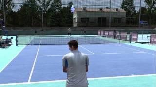 Virtua Tennis 4: Xbox 360 Kinect Gameplay [HD]