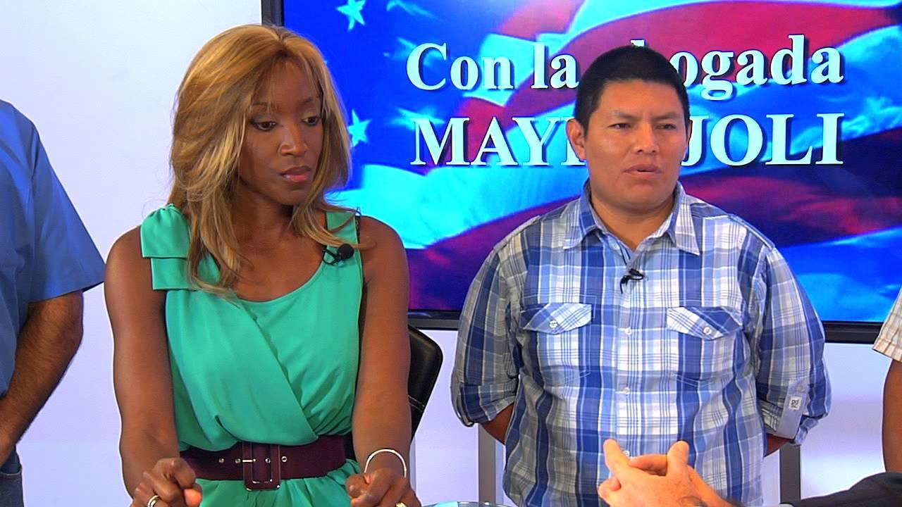 Inmigracion Ahora Con La Abogada Mayra Joli Parte 2 Abuso Contra Inmigrantes Youtube