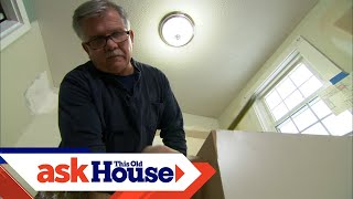 How to Install Kitchen Cabinets   Ask This Old House