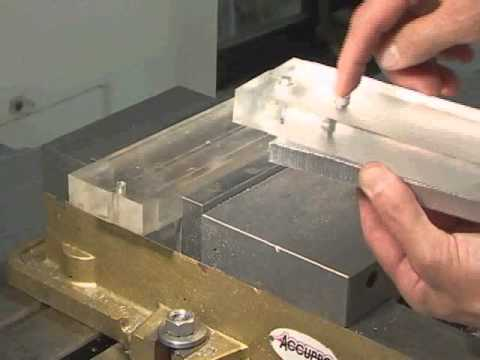 CNC Tutorial 2 of 3: Using the CNC Mill (34 minutes)