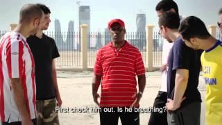 Cardiopulmonary Resuscitation (CPR) Training Video