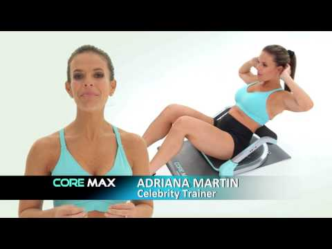 The Official Commercial For Core Max   As Seen On TV!