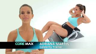 The Official Commercial for Core Max | As Seen On TV!