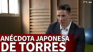 Torres, unido a Japón desde hace mucho: atención a la anécdota   Diario AS