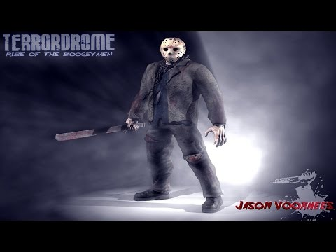 Terrordrome: Rise of the Boogeymen 2.10.2 (Chapter 9