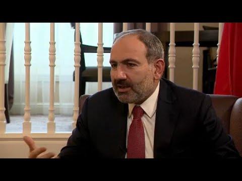 Nikol Pashinyan: Armenia