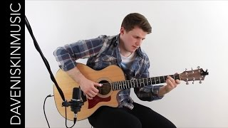 Gameshow Rag / Cannonball Rag - Fingerstyle Acoustic Guitar Cover