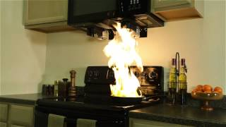 Auto-Out Microwave: Your Constant Guardian Against the Danger of Cooking Fires