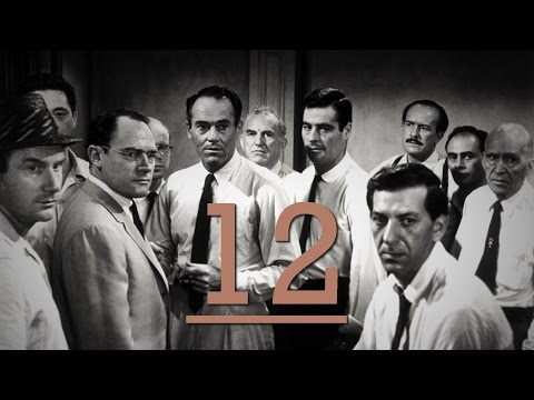 12 Angry Men (1957) The First Voting