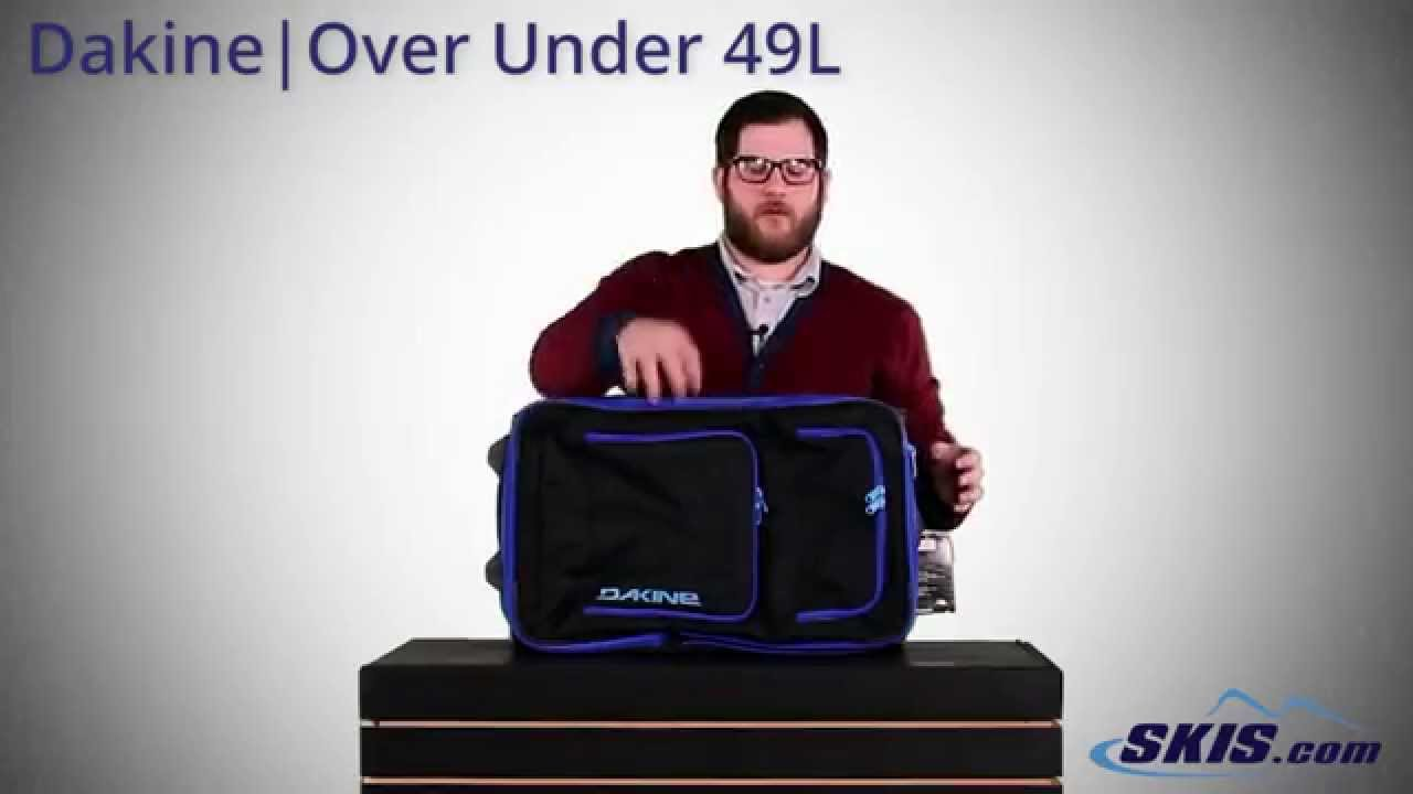 Dakine High Roller Snowboard Bag review - YouTube