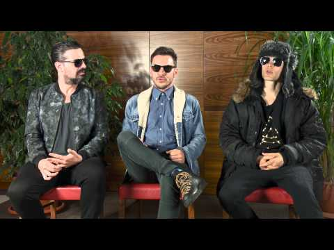 Thirty Seconds to Mars in Ischgl 2015 - Interview