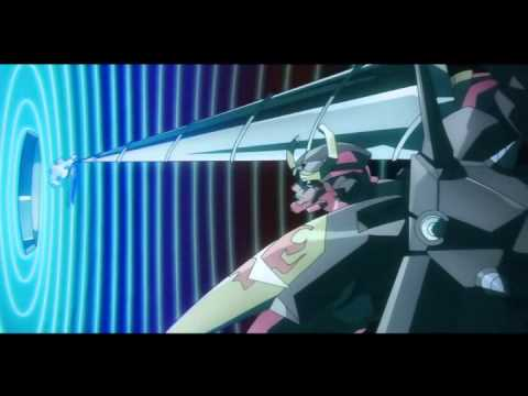 Gurren Lagann AMV - Welcome to the Black Parade (Raw)