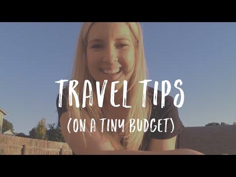 Travel hacks: How to save big on a tiny budget