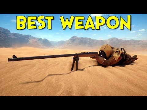 The Best Weapon In Battlefield 1!