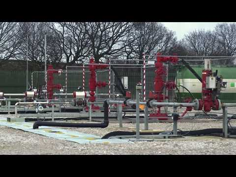 Lifecycle of a shale gas well