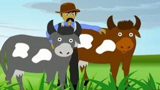 Old MacDonald had a Farm - Full Nursery Rhyme With Lyrics for Karaoke