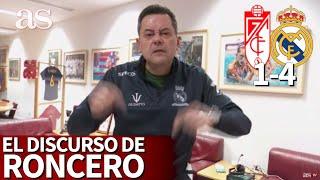 GRANADA 1 - REAL MADRID 4 | Roncero avisa al Atleti a Isco y Hazard: