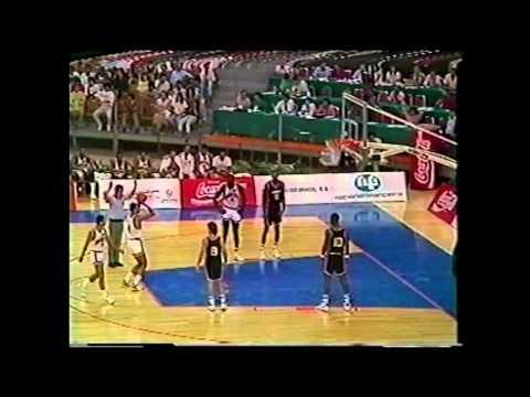 Dominicana vs USA - 1989 Hecho Histórico del Deporte Dominicano - Momento Inolvidable