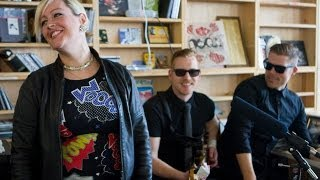 Alice Russell: NPR Music Tiny Desk Concert
