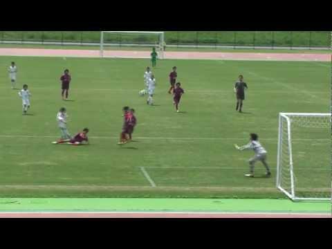 JA全農杯チビリンピック2011 札幌U-12vs高知南FC