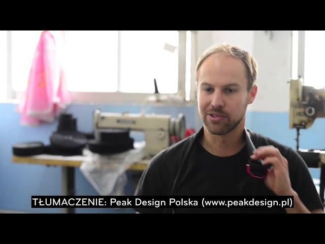 Pasek na rękę Peak Design Clutch