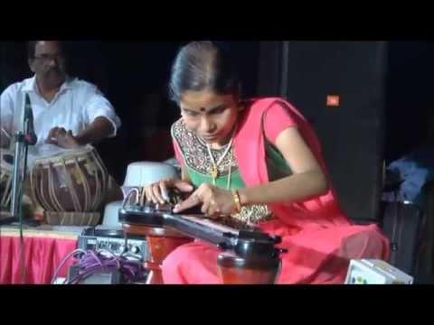 Vaikom Vijayalakshmi live Gayathri Veena performance for Ybrations - Kanne Kalaimane