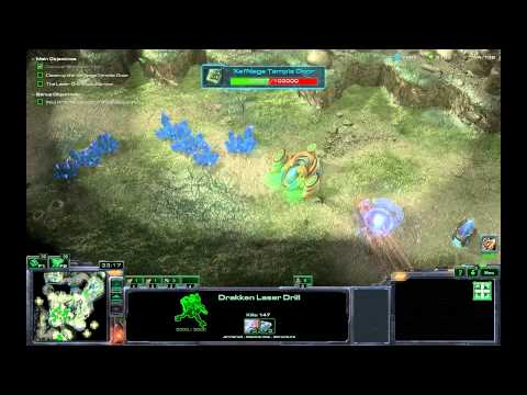 The Dig - Achievement Guide - Starcraft 2: WoL
