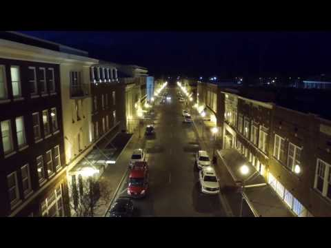 Downtown, Greenwood Mississippi