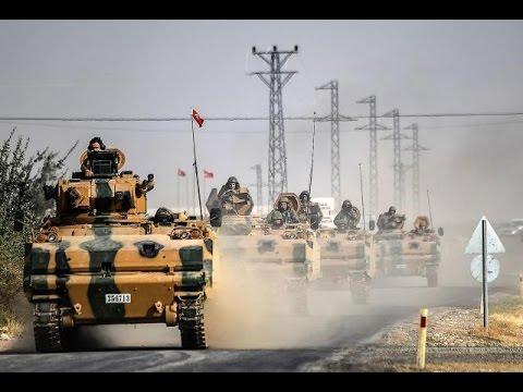 ย้อนหลัง ตุรกีเสียทหารคนแรกจากเหตุสู้รบในซีเรีย