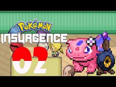 Pokemon Insurgence | Episode 2 | Delta Pokemon?
