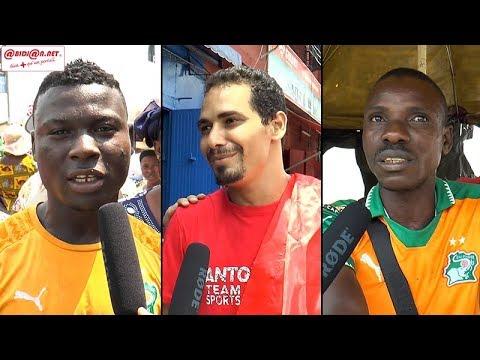 Mondial 2018 Côte d'Ivoire vs Maroc : Les supporters partagés entre scepticisme et confiance