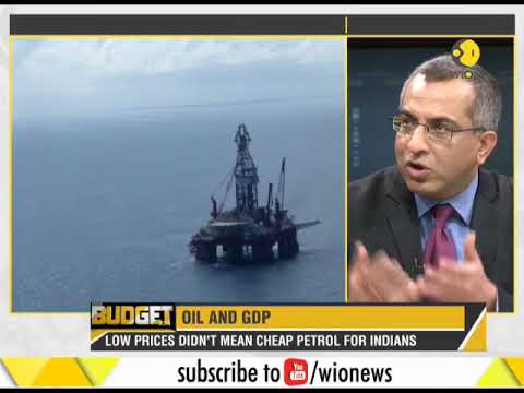 India Budget 2018: Crude oil prices now touching USD 70 per barrel