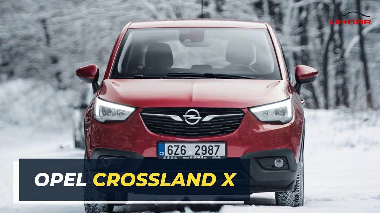 Opel Crossland X YouTube video