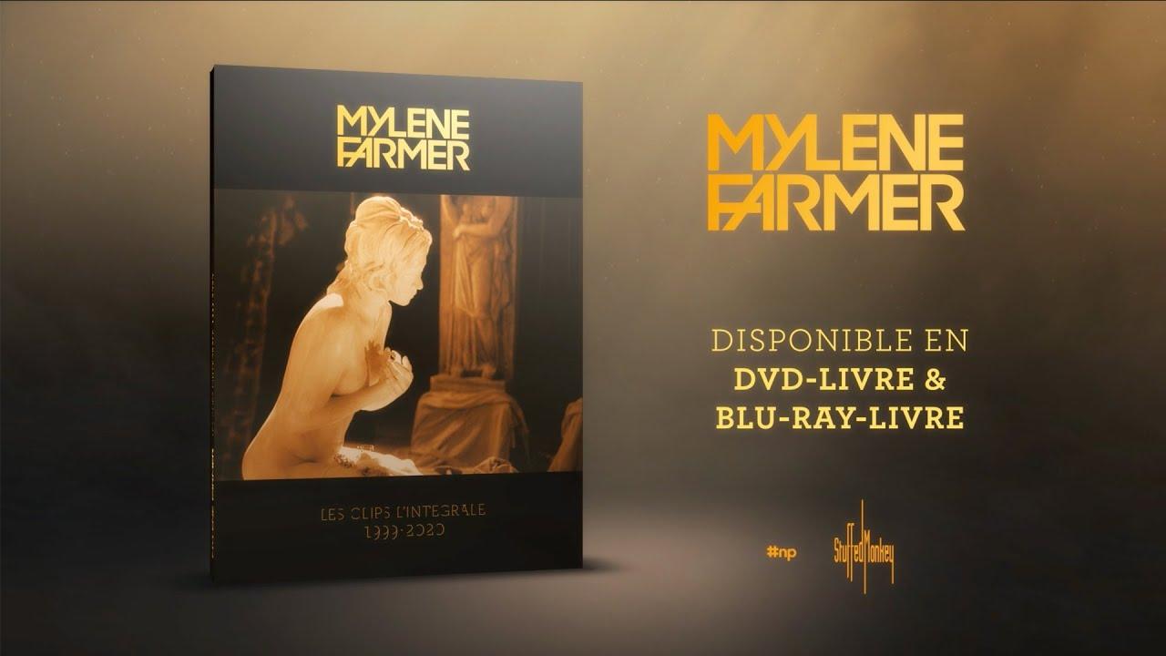 """Mylène Farmer: """"Les Clips L'intégrale 1999 - 2020"""", disponible."""