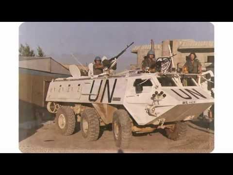 Irish Battalion - South Lebanon - UNIFIL