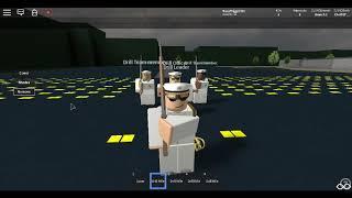 Roblox United States Navy Promotion Seremony