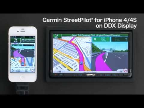 2013 ddx models garmin navigation app with iphone 4 4s. Black Bedroom Furniture Sets. Home Design Ideas